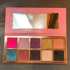 Jeffree Star palette